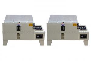 China Lab Accelerated Salt Fog Test Chamber , Temperature Test Chamber For Metal Parts on sale
