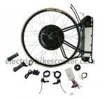 Motor sin cepillo eléctrico los 25km - los 38km/h del eje del equipo 36V 500W de la bici de la rueda posterior