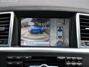 China Video Record Car Reverse Parking Camera System For Merceders Benz, specific model, 4-way DVR on sale