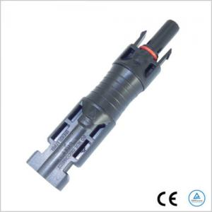 China Stable Performance MC4 Diode Connector , Waterproof Solar Connector on sale