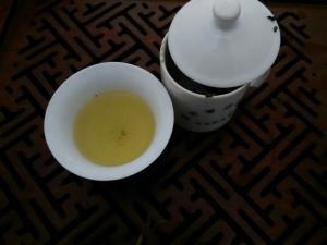 China Fresh Roasted Green Organic Oolong Tea Japanese Sencha Tea For Decrease Blood Pressure on sale