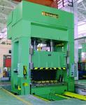 Power 45KW Automatic Hydraulic Press Machine Penetration Welding Technology Energy Saving