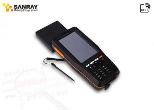 China GPS bluetooth UHF RFID Handheld Reader , High Speed Portable Terminal Device on sale