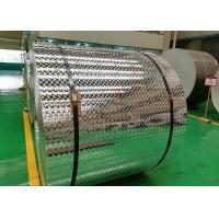 Corrosion Resistant Aluminum Diamond Plate Slip Proof For Stair Tread Plate