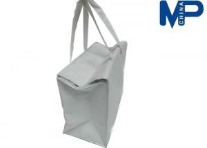 China Leakproof Outdoor fitness nonwoven insulated lunch bag cooler bag With Handle on sale