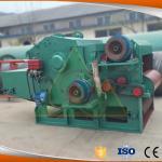 La trituradora chipper de madera industrial de la capacidad grande trabaja a máquina en venta