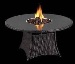 China Outdoor gas fire pit P1406 on sale