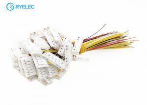 China 2.5mm Pitch Motorcycle Wiring Harness 6 Pin Jst-Eh 6 Ways Crimp Housing Ref RS Components 311-6243 on sale