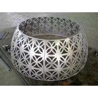 Aluminum 5 Axis CNC Machining Parts , CNC Machining Service ISO9001:2008