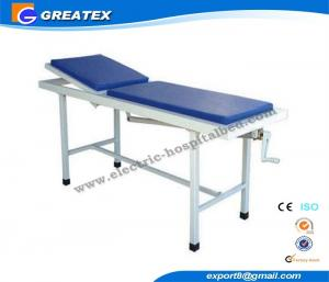 China Divan portatif pliable d'examen avec la couche horizontale d'ordinaire de table de massage on sale