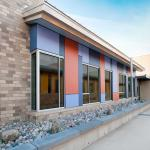 revestimiento decorativo exterior anti-ultravioleta de la pared
