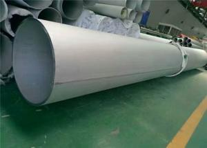 China ASTM A213 DIN Stainless Steel Seamless Pipe For Instrument Industry on sale