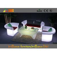 China Sofa de lumière du club LED de PE avec à télécommande sans fil pour des événements spéciaux on sale