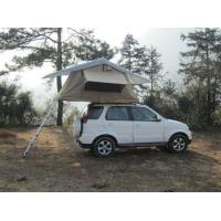 2.3m Ladder Family Size Roof Top Tent Easy To Open With Shoe Bag / Large Window