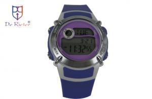 China Plastic watch band case 5 ATM waterproof digital Electronic Sports Wrist Watch on sale