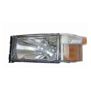 SCANIA 114 Head Lamp + Side Lamp