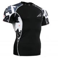 Quick Dry Coomax Fabric Polyester Sports Shirts, Sports T Shirts For Mens