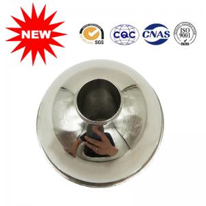 China 316L Round Stainless Float Ball , Stainless Steel Float Switch For Level Switch on sale