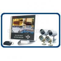 4CH LCD DVR DIY Kit