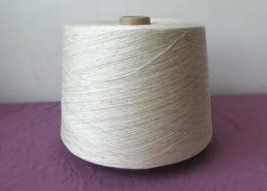 85 Cotton15 Linen Blended Slub Yarn Ne 30s Ring Spun For Sale