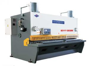 China Hydraulic CNC  Guillotine Shearing Machine on sale