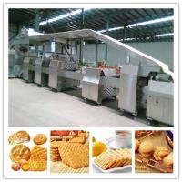 SAIHENG soft and hard  biscuit production line fully automatic
