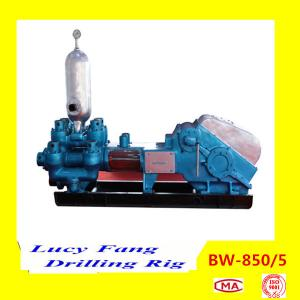China China Powerful BW-850/5 Mud Pump for Water Well Drilling on sale