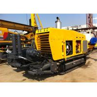 Max Pullback Force 32 KN Horizontal Directional Drilling Machine Max Mud Flow Rate 320 L/Min