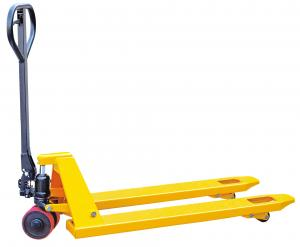 China High Quality warehouse lifting equipment 2t Hand Pallet Truck DB with Adjustable Cab on sale