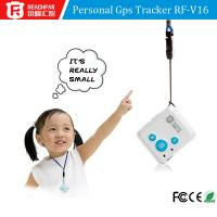 GPS/GSM/GPRS Personal tracker RF-V16 locator tracking device gps personal locator child GPS phone for kids Quad Band