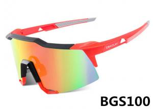 China BGS100  Polarized Cycling Sun Glasses Outdoor Sports Bicycle Glasses Bike Sunglasses TR90 Goggles Eyewear 7 colors on sale