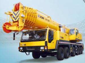 China XCMG Truck Crane QY130K on sale
