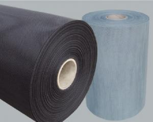China Window Screen Epoxy Coated Wire Mesh Plain Weave Easy Cleaning  Non - Toxic on sale