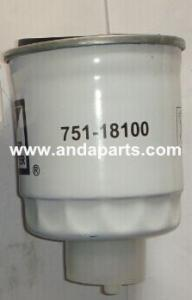 China INSTEAD OF LISTER PETTER FUEL FILTER 751-18100 on sale