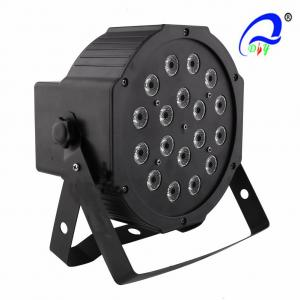 China 18x1W Mini Led Can Stage Lights Disco DJ Wedding Party Concert Lighting on sale
