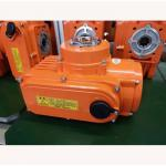 HEX-WP Series IP68 Quarter-Turn Electric Actuator