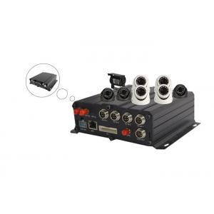 China 4G FHD1080P 3G Mobile DVR Real Time Antishock H 264 Digital Video RecorderVoltage 8-36V on sale