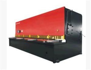 China Hydraulic Iron Sheet Cutting Shearing Machine on sale