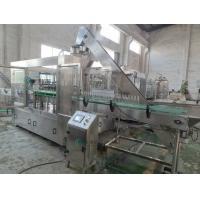 China Crown Cap Beer Bottle Filling Machine 3500 BPH Glass Bottling Machine on sale