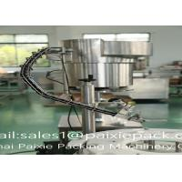 China Sunflower Peanut Oil Piston Filling Machine Customized Packing High Accuracy on sale