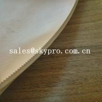 Soft Shoe Sole Rubber Sheet Anti-Slip Comfortable Shoe Sole Materials