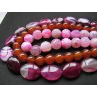 Beads Jewelry-Semi Precious Stone Beads-Pink Agate Beads