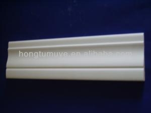 China Decorative White Primed Wood Finger Joint Casing Moulding on sale