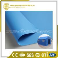 China PVC Tent Coating Fabric Flame Retardant Fabric on sale