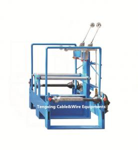China copper wire pay off for cable extrusion line on sale