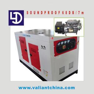 China 15kVA Diesel Generator Set (VLD15E) on sale