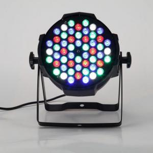 China China Two Years Warranty High Power Indoor RGBW Par LED 54 3watts on sale