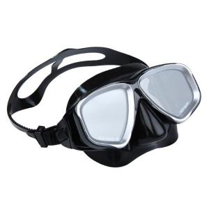 China Adult Diving Mask Panoramic Wide View Scuba Anti-fog mask on sale