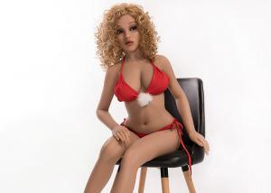 China 158cm Sex Silicon Doll Soft Lifelike Skin Silicone Huge Boobs for Men Masturbation on sale