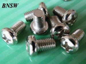 China M2 Pan head screws with cross drive GB818 /DIN7985 on sale